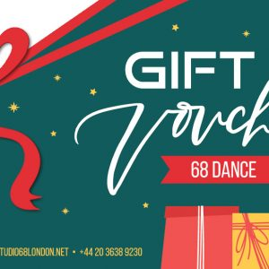 Gift Cards Archives - Studio 68 London