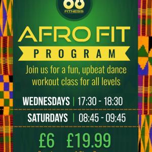 Afro Fit Program