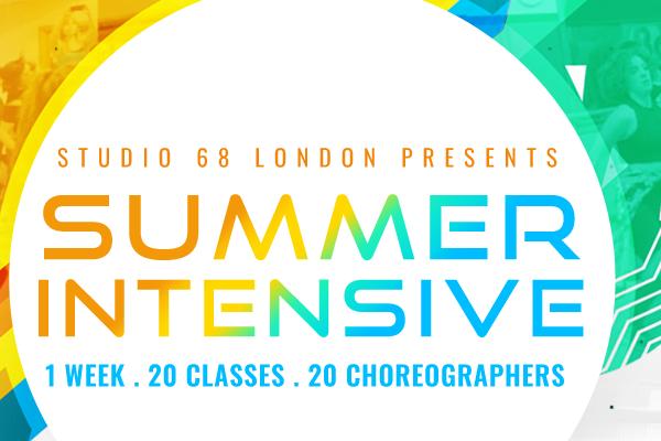 Summer Intensive Week 2: 2nd-6th August 2021