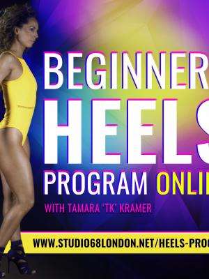 Beginners Heels Program
