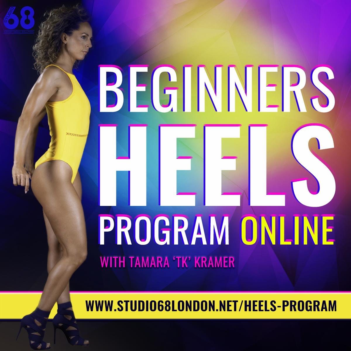 Beginner's Heels Program