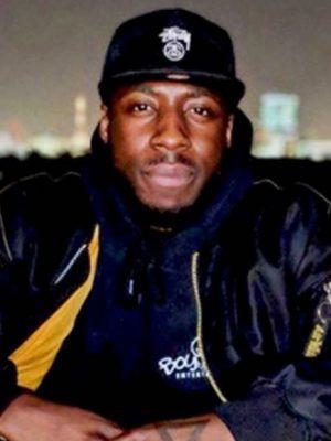 Dominic Hamilton- Hip Hop