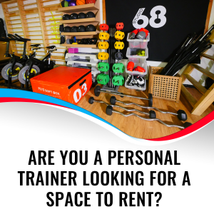 Group Fitness Training Studio Space Hire