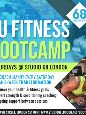 Coach Manny- Life Unit Fitness Bootcamp