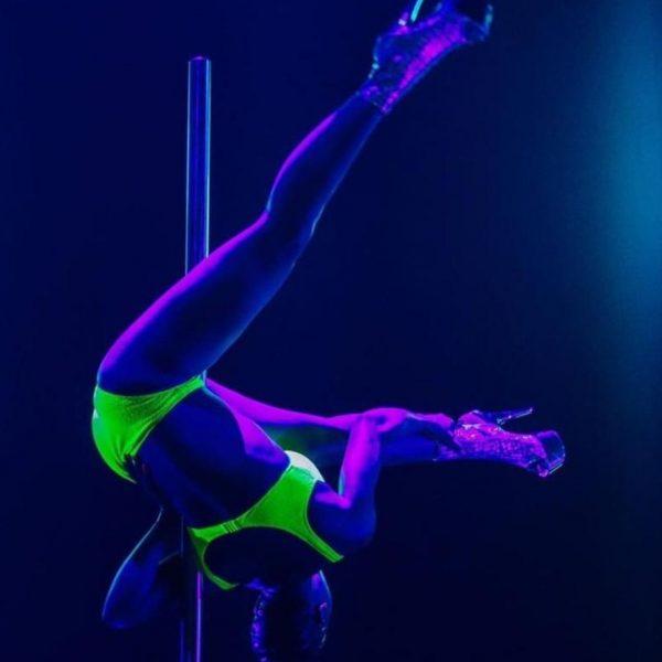 Tesi Fenti- Pole Dancing- Saturday 16th January 2021