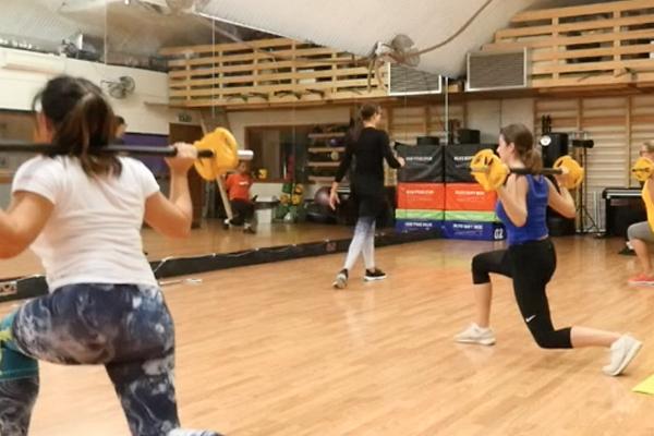 Tamara Kramer & Natalia Kotowska- Fitness Queens Bootcamp- 22nd July – 26th August