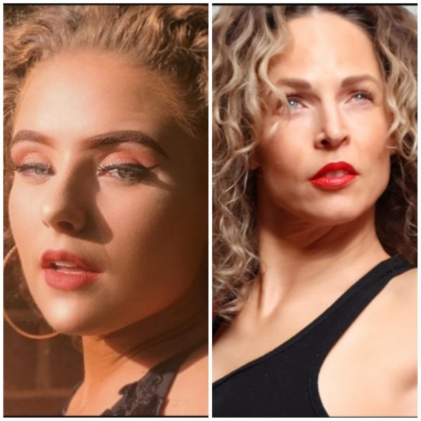 Tamara Kramer & Fabiane Leame- Women's Heels Experience- 22nd July-26th August
